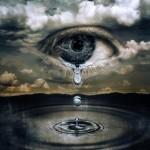 An artistic impression of depression