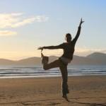Yoga Lunchbox site owner and yoga teacher Kara-Leah Grant