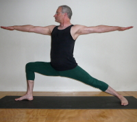 Wellington Iyengar Yoga Teacher Phil Savage
