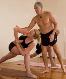Lou Cassella of Hot Yoga NZ