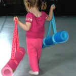 Kids love yoga!