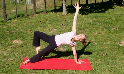 The Yoga Lunchbox site author Kara-Leah Grant