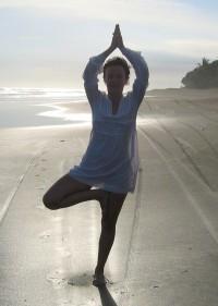 Auckland Yoga Teacher Katy Carter