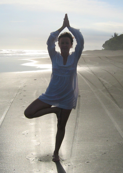 Auckland Yoga Teacher Katy Carter