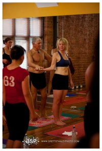 Hot Yoga Teacher Training with Lou Cassella