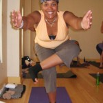 Yoga has helped Danelle Wilson with sarcoidosis