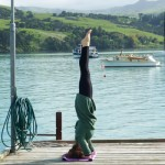 Dunedin Yoga Teacher Emma Furness