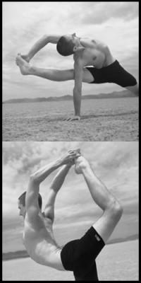 Noah Maze, Anusara Yoga Teacher