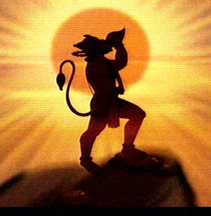 images of god hanuman. Hanuman the Monkey God