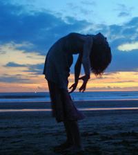 Anusara Yoga Teacher Katie Lane
