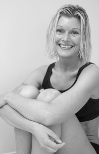 Cromwell Yoga Teacher Bron Poole