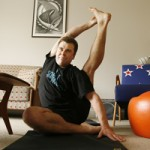 Wellington Yoga Teacher Scott Milham