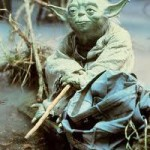 The wisdom of Yoda helped soothe my anxiety