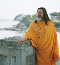 Fancy a weekend workshop with Swami Govindananda for free?