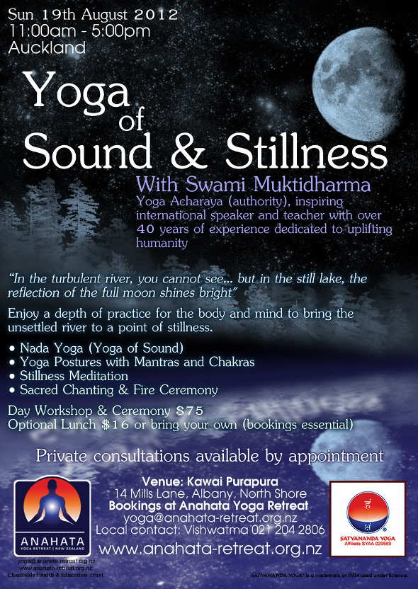 Yoga of Sound &amp; Stillness