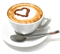 Coffee... I no longer love you because of what you do to my nervous system and pranic body.