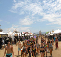 Lightening in a Bottle - simply Burning Man Resort?