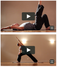 Do our natural arising imperfections during our practice serve a yoga video better?