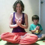 Fear of intimacy lives in the heart... opening into Lotus Mudra