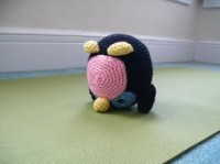 Teaching stuffed animals could prepare you to teach yoga - seriously!