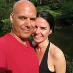 Mark and Zefea of Evolation Yoga