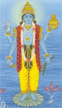 Dhanvantari, the God of Ayurveda