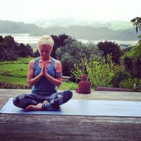 Katy at Mana Retreat
