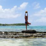 Janou Yoga In Tahiti