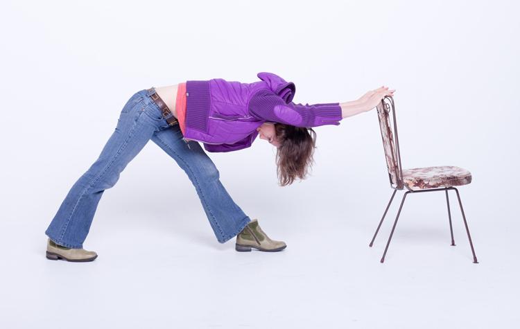 Chair-Forward-Bend