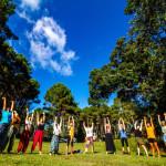 Laughter Yoga at Prana