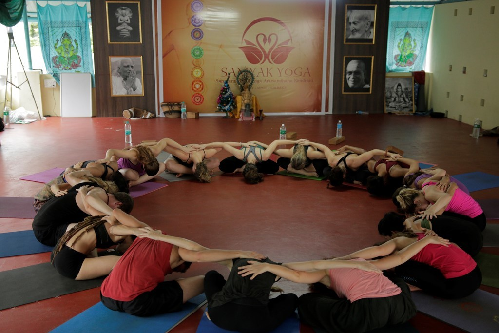 Samyak Yoga Teacher Training
