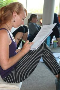 Helen Thomas Nadi Yoga Teacher Training