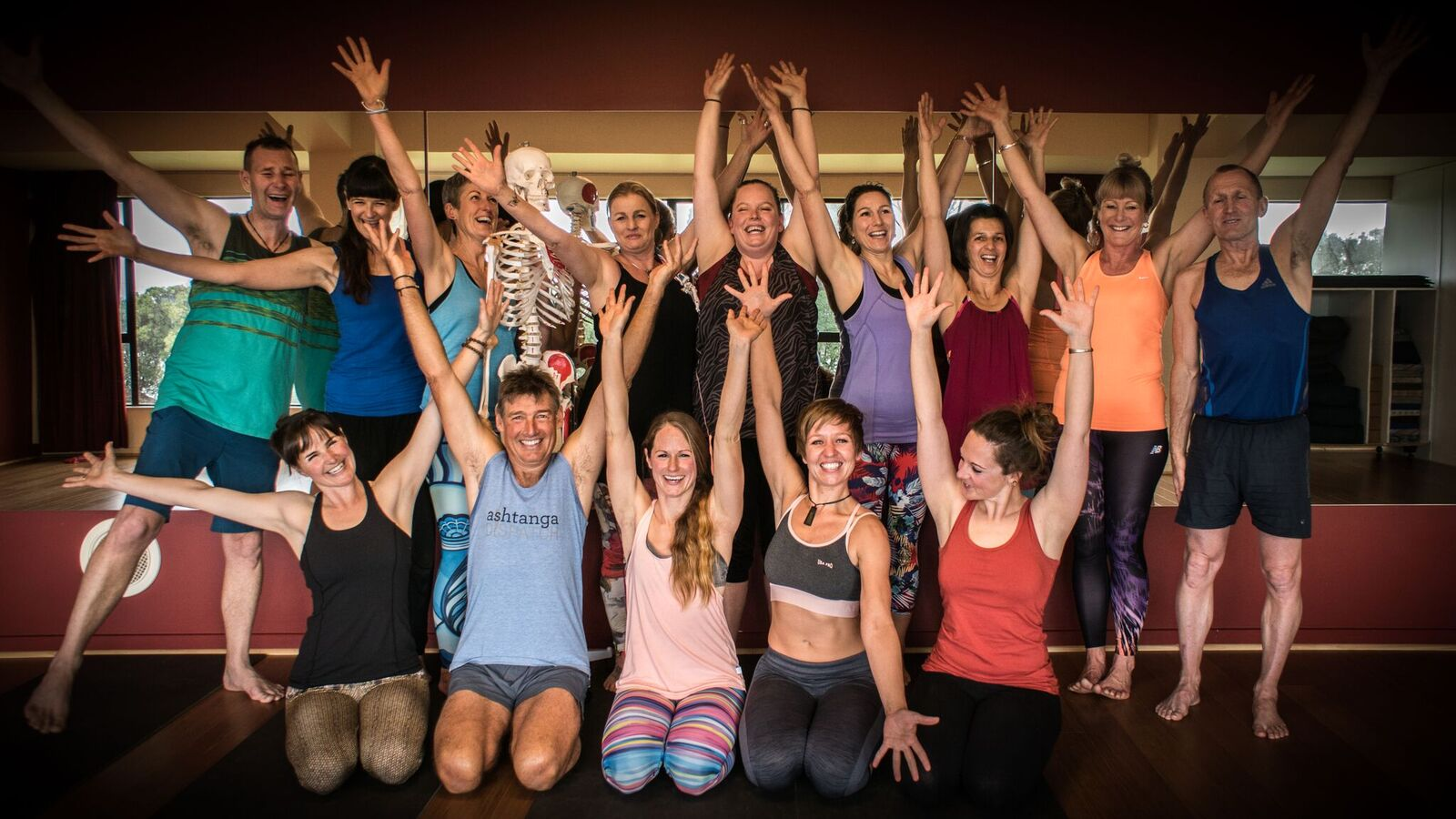 Studio Evolve Yoga Teacher Training