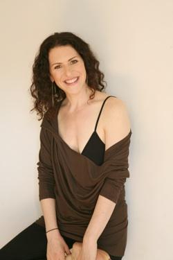 Hillary Rubin, yoga teacher