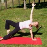 Yoga Peeps podcast interview of Kara-Leah Grant