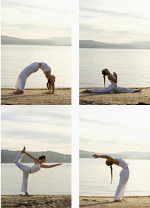 Wellington Yoga Teacher Bridget Kelly