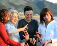 Sharing Mudra, the joys of teaching yoga