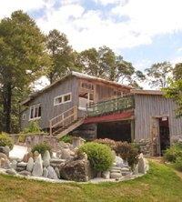 Anahata Retreat, located near Nelson