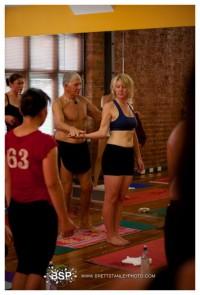 Hot Yoga Teacher Training with Lou Cassella