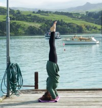 Dunedin Yoga Teacher Emma Furness