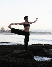 Power Yoga Teacher Janine Leagh