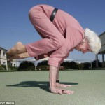 Will you still be doing yoga at 90?