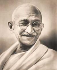 Ghandi's life was all about the first yogic yama - Ahimsa