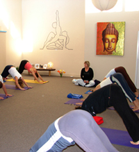 Global Mala Havelock North 2010 at Breathe Yoga Studio