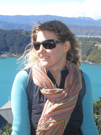 Wellington Yoga Teacher Jenifer Parker