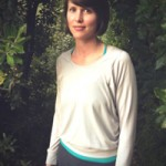 Emily l'Ami, creator of Bodha Clothing