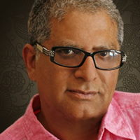 Deepak Chopra - In Auckland August 2nd