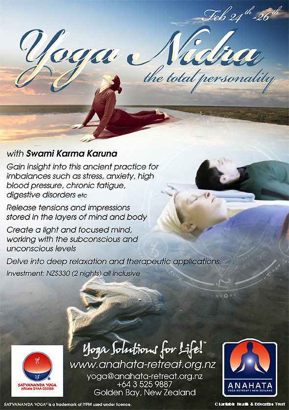 The Practice Of Satyananda Yoga NidraTM Crosses All Layers Human Experience Supporting Integration Relaxation And Health On Levels