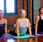 Hazel hits the halfway mark of her 40-Day Hot Yoga Challenge