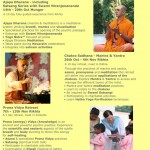October 14 – November 13: Inspiring India Retreats at the source of Satyananda Yoga, India